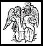 Anioł (tatuaż - SA)