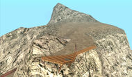 Mount Chiliad (sommet) GTA San Andreas