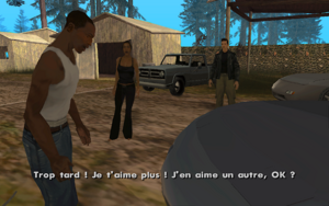 Farewell, My Love… GTA San Andreas (abandon)