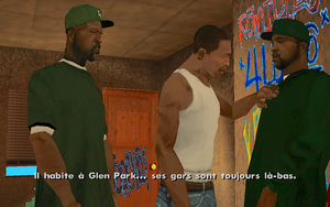 Beat Down on B Dup GTA San Andreas (objectif)