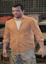 SubUrban (V - Ciasna pomarańczowa koszula)