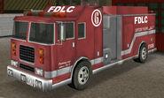 Wóz strażacki (III)