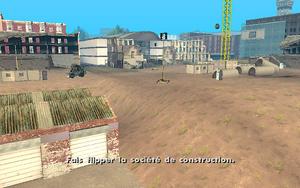 Deconstruction GTA San Andreas (consigne)