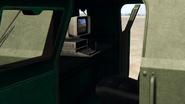 Chernobog vue intérieur (passager) GTA Online