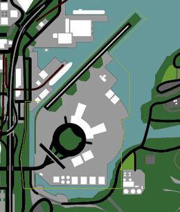 EasterBayAirport Map
