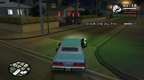 GTA San Andreas- Execução (PT-BR)