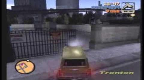 "Grand Theft Auto 3 Mission 23 - ""The Crook"""