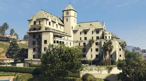 Hotel Gentry Manor (V)
