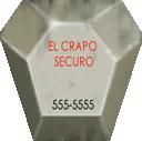 El-Crapo-Securo-Logo