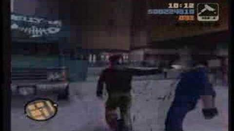 "Grand Theft Auto 3 Mission 21 — ""Triads and Tribulations"""