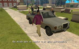 Los Sepulcros GTA San Andreas (Kane)