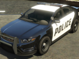 Police Cruiser (Interceptor)