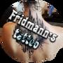 Fridmann's tattoo