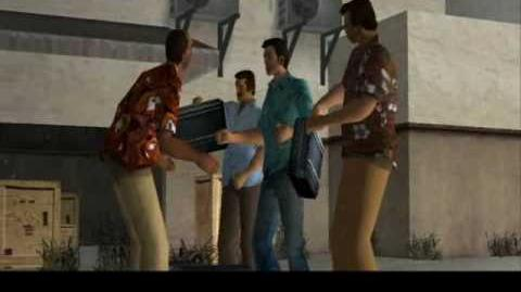 Grand Theft Auto Vice City Introduction & Opening Credits