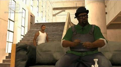 GTA San Andreas - Ending Final Mission - End Of The Line