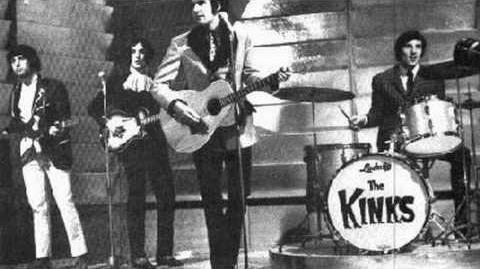 The kinks-You really got me hq