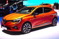 Renault Clio-vehicle