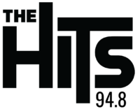 The Hits 94.8 Logo