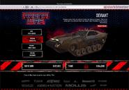 Delinquent Apocalypse AW site