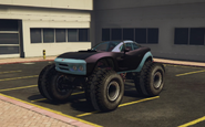 Bigbrawler vehicle