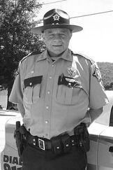 Sheriff Harry Allen