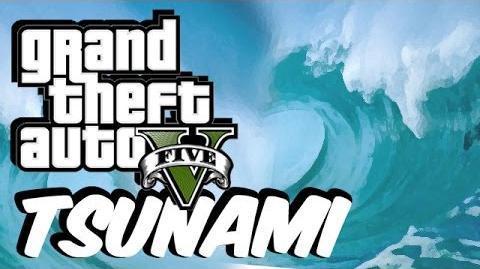 GTA 5 Tsunami Mod (EPIC MOD!)