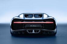 BugattiChironRear