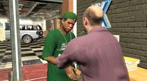 Lamar Davis GTA V