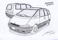 Voyager-vehicle