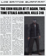 Coin Killer noospaper article 2