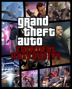 Grand Theft Auto Criminal University