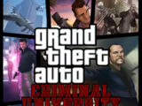 Grand Theft Auto: Criminal University