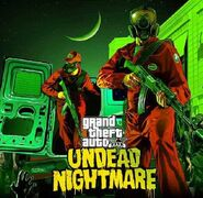GTA 5 Undead Nightmare