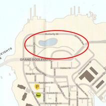The Bigfoot of Bohan Map