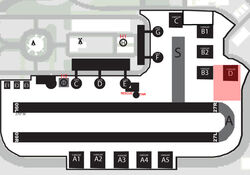 LSI parking map
