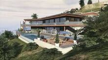 Franklin's House in Vinewood Hills 2