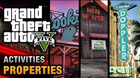 GTA 5 - All Properties