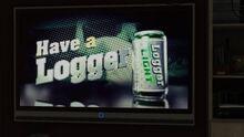 Logger Beer GTAV TV Ad