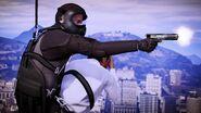 Michael Pistol-The-Extraction.GTAV