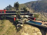 Devin Weston's Mansion