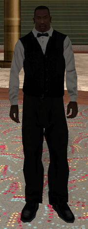 Croupier outfit (GTASA)