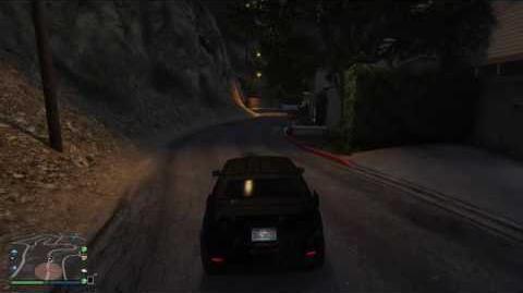 GTA V - Kuruma Gearbox