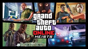 gta online heists single player