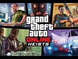 Heists in GTA Online