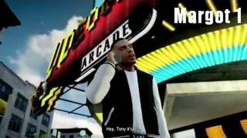 GTA The Ballad of Gay Tony Random Characters- Margot 1