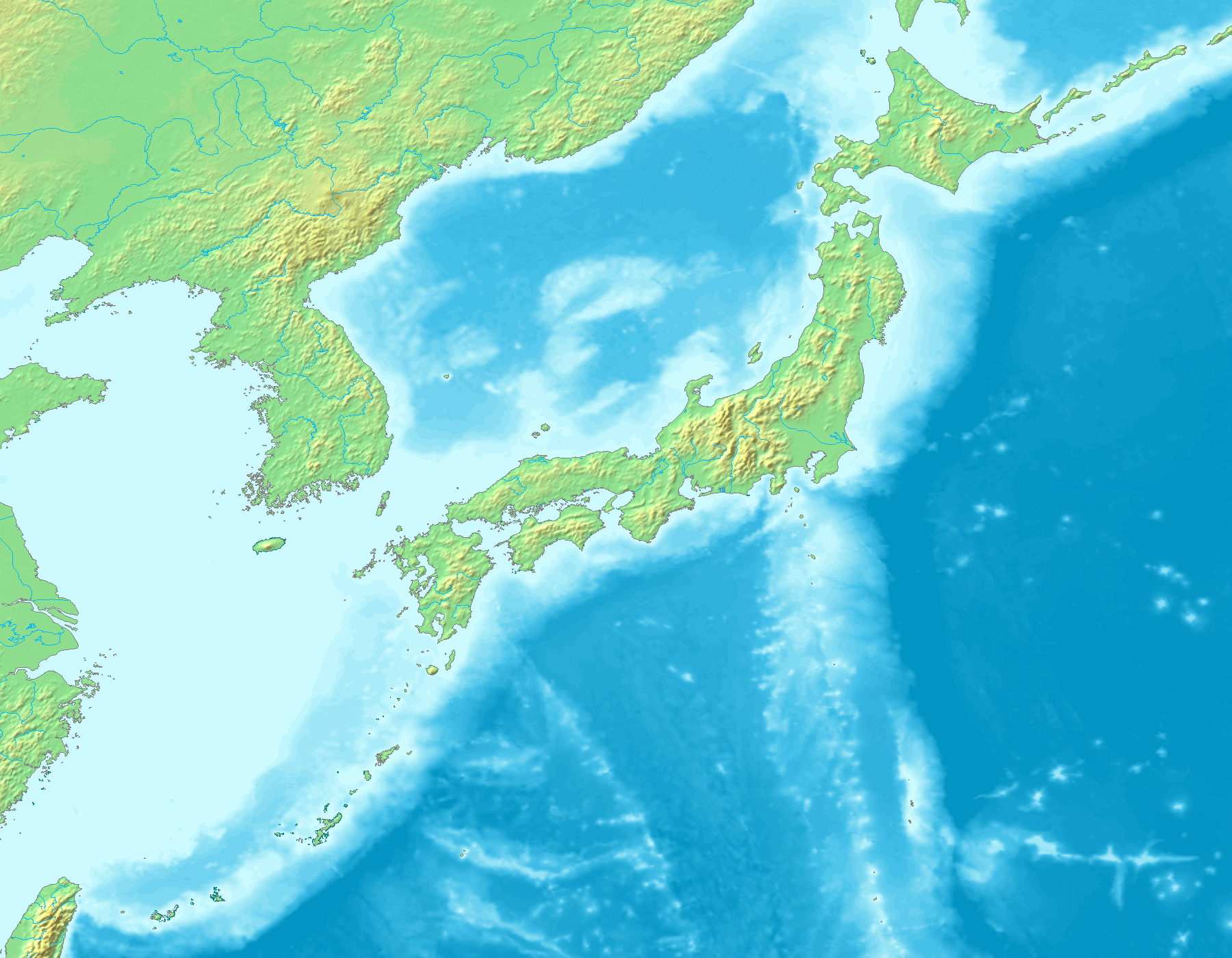Image Topographic Map Of Japanpng GTA Wiki FANDOM Powered - Japan map png