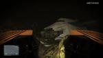 Alamo Sea Cargo Plane Nose