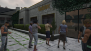 Cockatoos GTAV LGBT Crowd