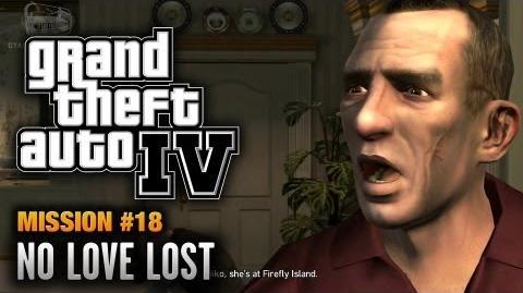 GTA 4 - Mission 18 - No Love Lost (1080p)
