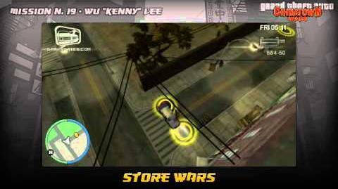 GTA Chinatown Wars - Walkthrough - Mission 19 - Store Wars